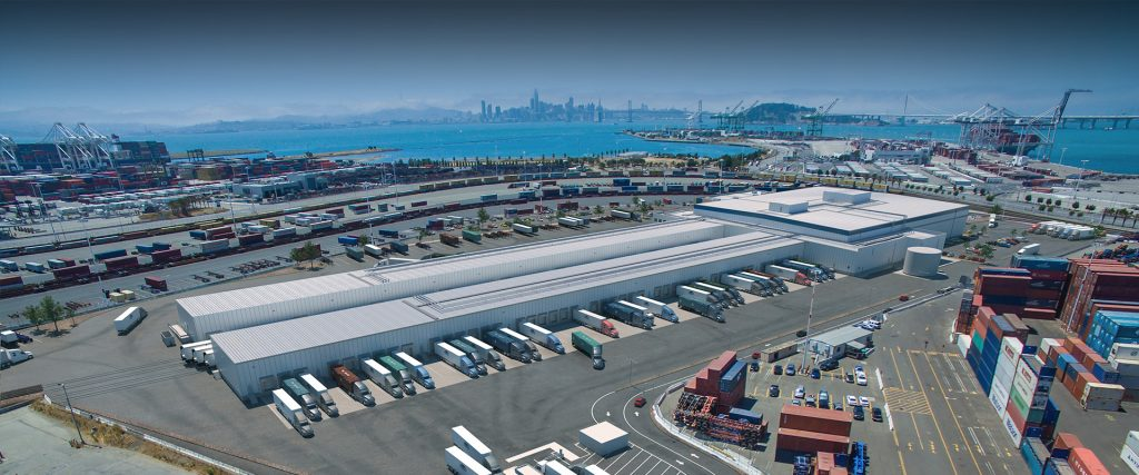Cool Port Oakland   Dreisbach   Your Logistics And Perishable Warehousing  Provider